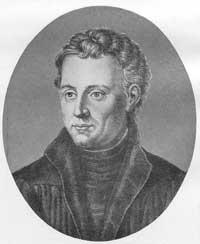 Johann (Johannes Kapnion) Reuchlin