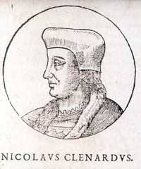 Nicolaes Cleynaerts