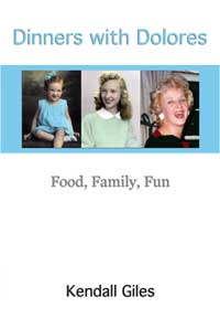 dinners with dolores cookbook