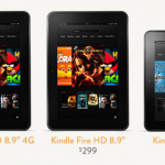 Quick roundup on the new Amazon Kindles