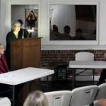 Stonecoast MFA reading in Lynchburg, Virginia