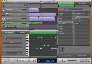 How To Prepare a New Recording Project in GarageBand