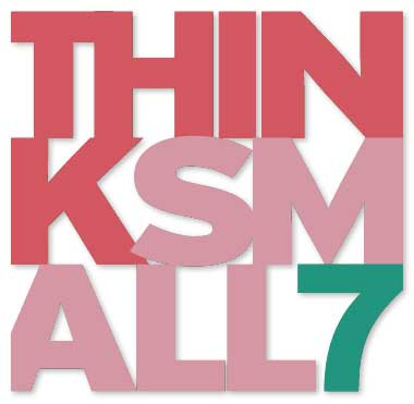 thinksmall7 art exhibition