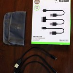 Belkin 6-inch cable kit review