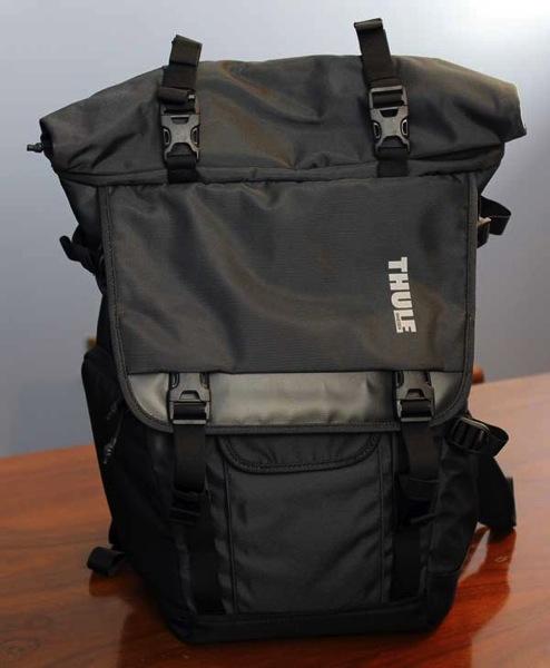 e4e8cddca79c Case Logic Thule Covert DSLR Rolltop Backpack