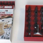 Cake Boss 24-Piece Cake Decorating Tip Set
