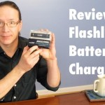 review powerbank battery charger flashlight