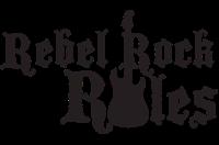 Rebel Rock Rules Logo