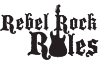 Rebel Rock Rules Logo