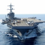 USS George H.W. Bush Aircraft Carrier