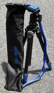 Review: Benro SLIM Aluminum Travel Tripod