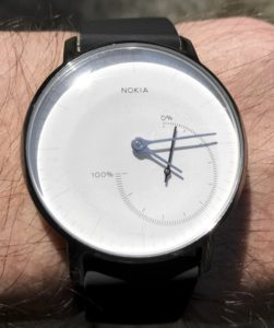 Review: Nokia Steel Activity and Sleep Watch