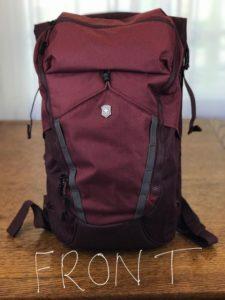 Review: Victorinox Altmont Deluxe Rolltop Laptop Backpack