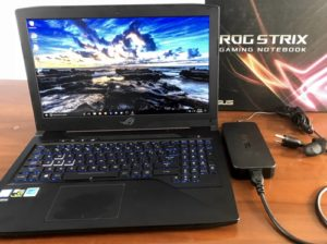 Review ASUS ROG STRIX Thin and Light Gaming Laptop