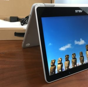 Review ASUS Chromebook Flip C302 with 12.5-Inch Touchscreen