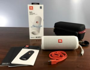 Review JBL Flip 4 Waterproof Portable Bluetooth Speaker