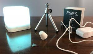 Review Moodx Wireless Ambiance Light by RapidX