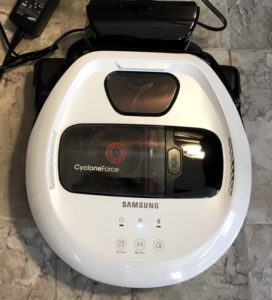 Review: Samsung Powerbot R7010 Robot Vacuum